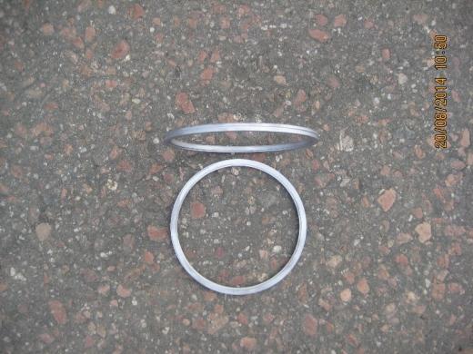 Кольцо уплотнительное газового стыка