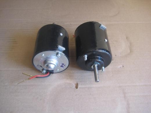 Электродвигатель отопителя МЭ250-У-ХЛ