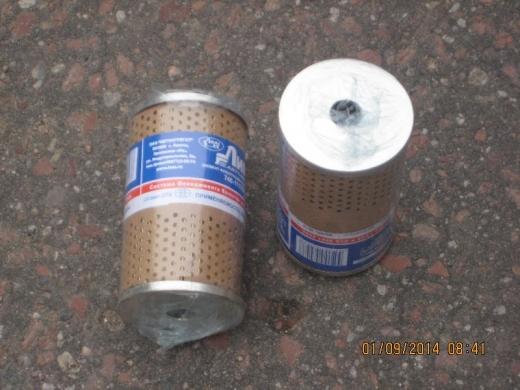 Элемент фильтрующий очистки топлива