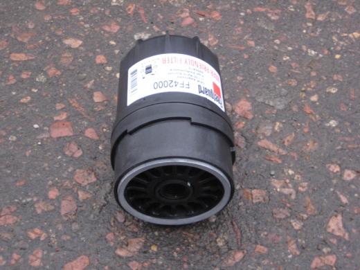 Фильтр топливный (бразил) (пластм) FF42000