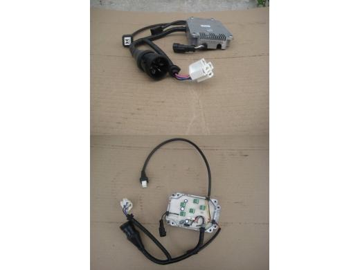 Блок управления жидкостным подогревателем (меттал)