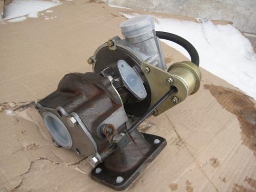 Турбокомпрессор (двиг. Д-245.7-1049 ЕВРО-3)