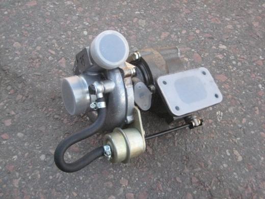 Турбокомпрессор ГАЗ-3310Валдай  (двиг. Д-245.7-1062 ЕВРО-3) ТКР-6,5.1-10.06