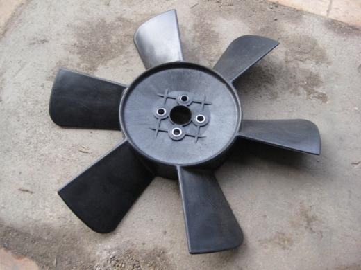Вентилятор дв.402 пластм. (6 лоп.)