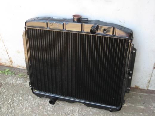 Радиатор (3-ряд., медный)