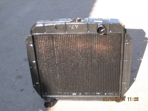 Радиатор  ЗИЛ-133, 133ВЯ-1301010 (3-ряд.)