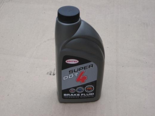 Жидкость тормозная РОСА-4  (0,455кг)