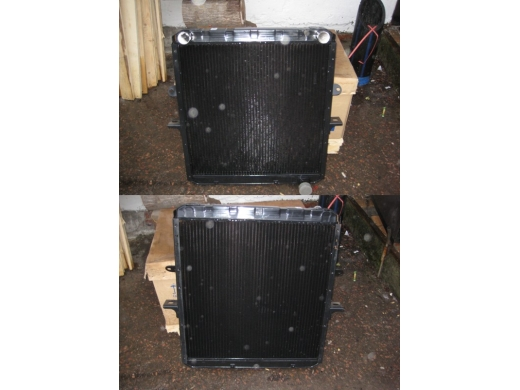 Радиатор 3-рядн МАЗ