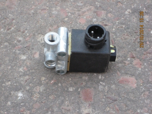 Клапан электромагнитный КЭМ-10-10