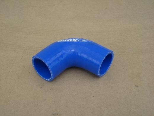 Патрубок расширительного бочка (D=32 мм, L=65/66 мм) силикон