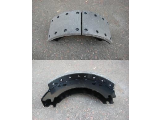Колодка тормоза (ширина металла 4мм)