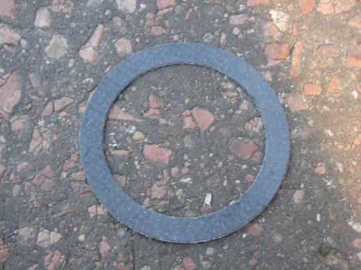 Прокладка металлорукова (сильфона)